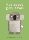 Image for Koalas eat gum leaves