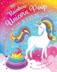 Image for My Rainbow Unicorn Poop Journal (HB)