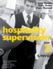 Image for Hospitality supervision  : level 3 S/NVQ