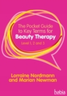 Image for The pocket guide to key terms for beauty therapy
