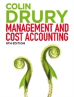 Image for Management and cost accounting