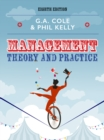 Image for Management theory and practice