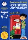 Image for Non-fiction compendium  : photocopiable teaching resources for literacy: Ages 4-7