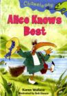 Image for Alice knows best