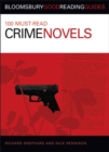 Image for 100 must-read crime fiction novels