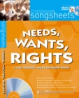 Image for Needs, wants and rights : A Cross-Curricular Song by Christopher Hussey