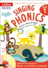 Image for Singing phonics
