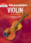 Image for Abracadabra violin  : the way to learn through songs and tunes: Pupil's book