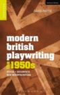 Image for Modern British playwriting: voices, documents, new interpretations. (The 1950s)