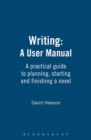 Image for Writing  : a user manual