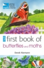 Image for RSPB first book of butterflies and moths