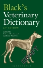 Image for Black's veterinary dictionary
