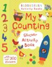 Image for My Counting Sticker Activity Book