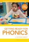 Image for Getting ready for phonics