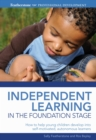 Image for Independent learning in the foundation stage