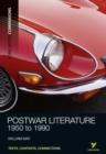 Image for Postwar literature, 1950 to 1990