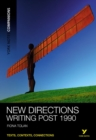 Image for New directions  : writing post 1990