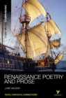 Image for Renaissance poetry & prose