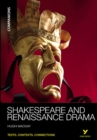 Image for Shakespeare and Renaissance drama