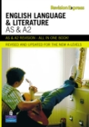 Image for English language and literature  : A-level study guide