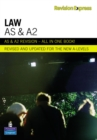 Image for Law  : A-level study guide