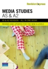 Image for Media studies  : A-level study guide revised and updated for 2008