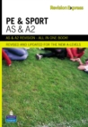 Image for Physical education and sport  : A-level study guide