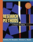 Image for Online Course Pack:Research Methods:A Process of Inquiry:United States Edition/Student Access Code Card for Research Methods Website