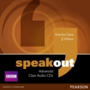 Image for Speakout Advanced Class CD (x2)