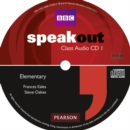 Image for Speakout Elementary Class CD (x2)
