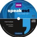 Image for Speakout: Intermediate class audio CDs