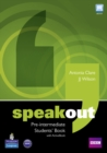 Image for Speakout Pre-Intermediate Students' Book for DVD/Active Book Multi Rom pack