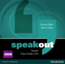 Image for Speakout Starter Class CD (x2)