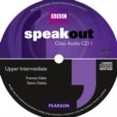 Image for Speakout: Upper intermediate class audio CDs