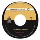 Image for PLPR4:Bourne Identity BK/CD Pack