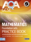 Image for AQA GCSE mathematics: Foundation sets