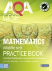 Image for AQA GCSE mathematics: Middle sets
