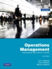 Image for Operations Management : AND MyOMLab