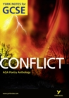 Image for AQA poetry anthology: Conflict :