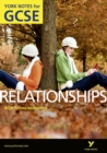 Image for AQA poetry anthology: Relationships :