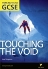 Image for Touching the void, Joe Simpson  : notes