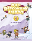 Image for Our Discovery Island Level 4 Activity Book and CD ROM (Pupil) Pack