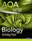 Image for AQA GCSE biology activity pack