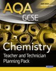 Image for AQA GCSE chemistry: Teacher and technician planning pack