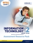 Image for BTEC level 2 information technology: Assessment resource pack