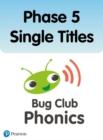 Image for Phonics Bug Phase 5 Single Titles
