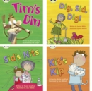 Image for Learn to Read at Home with Phonics Bug: Pack 1 (Pack of 4 fiction books)