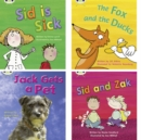 Image for Learn to Read at Home with Phonics Bug: Pack 3 (Pack of 4 reading books with 3 fiction and 1 non-fiction)
