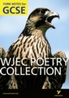 Image for WJEC poetry collection