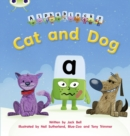 Image for Bug Club Phonics Bug Alphablocks Set 03 Cat and Dog
